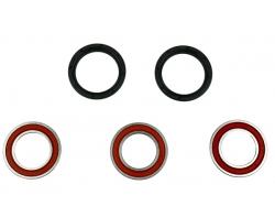Комплект подшипников/сальников заднего колеса Honda CRF250/450R/X '16 W445001R