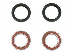 Комплект подшипников/сальников переднего колеса KTM EXC/SXF '16 W445003F