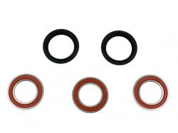 Комплект подшипников/сальников заднего колеса Suzuki RMZ250/450 W445004R