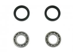 Комплект подшипников/сальников переднего колеса Suzuki RMZ250/450; Yamaha YZ250/450F W445005F