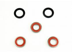Комплект подшипников/сальников заднего колеса Suzuki RM125/250 '00-12 W445009R