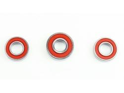 Комплект подшипников/сальников заднего колеса Kawasaki KX125/250; KTM SX65 '17 W445011R