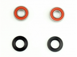 Комплект подшипников/сальников переднего колеса Kawasaki KLX250/650; Yamaha TTR/WR/XT W445012F