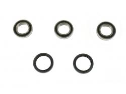 Комплект подшипников/сальников заднего колеса Yamaha YZ250/450F '16 W485R-004