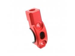 Крепление зеркала ZETA Rotating Bar Clamp MH 10mm Red ZE40-9412