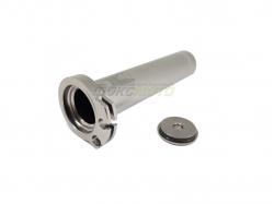 Алюминиевая ручка газа, короткоходная DR250; DRZ400S/SM ZE45-5111