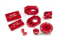 Набор ZETA Billet Kit Suzuki DRZ400SM Red ZE51-2272