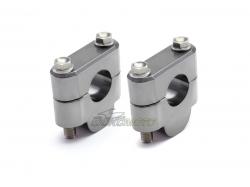 Проставки ZETA 19mm на 22 руль ZE53-0119