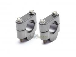 Проставки ZETA 19mm на 28 руль  ZE53-0219