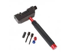 Инструмент для расклепки и заклепки цепи DRC 420-530 D59-16-112