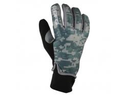 "Перчатки зимние DFG Icicle Glove Camo/Grey ""M"" DG0332-0104"