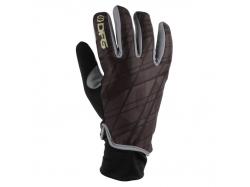 "Перчатки зимние DFG Icicle Glove Black/Gold ""M"" DG0332-0204"