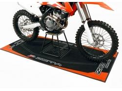 Коврик под мотоцикл ZETA Orange 100x220cm DK241-Z15
