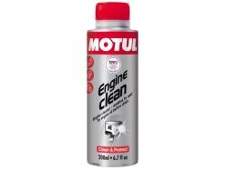Очиститель двигателя Motul Engine Clean 0.2L