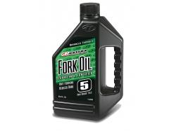 Масло для вилок Maxima Fork Oil 10W 1L