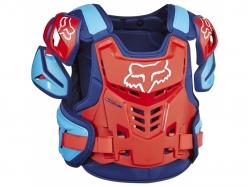 Панцирь Fox Raptor Vest Blue/Red L/XL