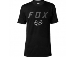 Футболка Fox Contended SS Tech Tee Black XXL 20461-001