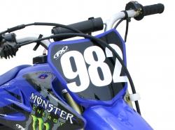Наклейки номера Motion STD Numbers MN2 10см