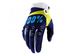 Мотоперчатки 100% Ridefit Copro Blue L 10001-002-12