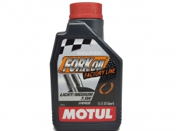 Масло для вилок Motul Fork Oil Factory Line 7.5W Light/Medium 1L