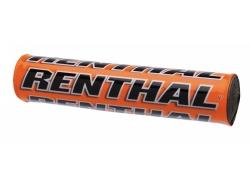 Подушка на руль 22мм Renthal SX Pad Orange P207
