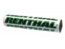 Подушка на руль 22мм Renthal SX Pad White/Green P267