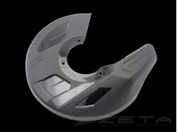 Защита тормозного диска, пластик ZETA 270mm ZE52-1041