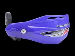 Пластик с креплением на руль ZETA Impact X2 Handguard Blue ZE74-0204