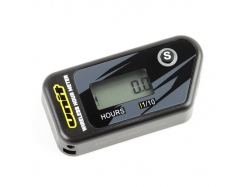 Моточасы Unit Wireless Hour Meter Black UN-N5001