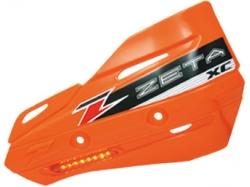 Пластик на защиту рук с поворотниками ZE72-3409