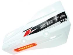 Пластик на защиту рук с поворотниками ZE72-3410