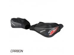 Рукавицы на руль Zeta Carbon ZE72-8012