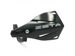 Пластик с креплением на руль ZETA Stingray Handguard Black ZE74-2101