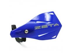 Пластик с креплением на руль ZETA Stingray Handguard Blue ZE74-2104